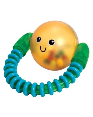 The First Years Spin and Smile Spinning Baby Rattle
