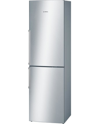 Bosch 800 Series 24 in. 11 cu. ft. Bottom Freezer Refrigerator in Stainless Steel with Internal Ice Maker,Counter Depth, Silver