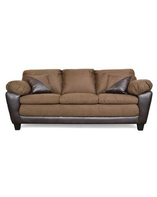 Latitude Run Lauro 2 Piece Living Room Set W000330186 Upholstery Color: Brown