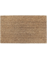 "Beige Solid Doormat 1'6""x2'6"" - Room Essentials"