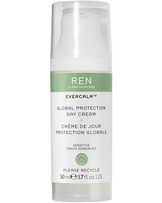 REN Clean Skincare Evercalm Global Protection Day Cream 1.7 oz/ 50 mL