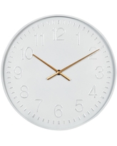 Find Deals On Full Comic Abstract Wall Clock Latitude Run Size Large