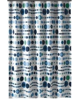Ebern Designs Drewry Polka Dot Single Shower Curtain CJ153566