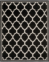 Anthracite/Ivory (Grey/Ivory) Abstract Loomed Area Rug - (8'X10') - Safavieh
