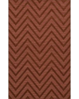 Special Prices On Latitude Run Bao Tufted Wool Coral Area Rug