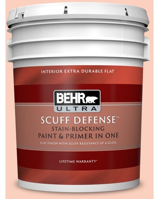 Shopping Special For Behr Ultra 5 Gal P190 2 Fahrenheit Extra Durable Flat Interior Paint And Primer In One
