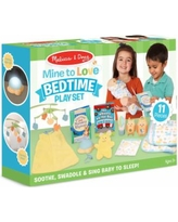 Melissa & Doug Mine to Love 11-Piece Bedtime Play Set for Dolls