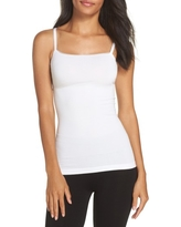 Women's Yummie Seamlessly Shaped Convertible Camisole, Size Small/Medium - White