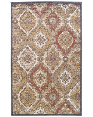 Superior Hayden Collection with 6mm Pile and Jute Backing, Moisture Resistant and Anti-Static Indoor Area Rug