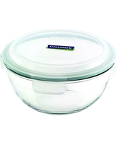Glasslock Mixing Bowl, 3.75-Quart