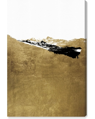 Big Deal On Oliver Gal Golden Hike Canvas Wall Art Size 20x30