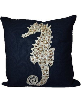 Rosecliff Heights Cotton Throw Pillow SPIF2818