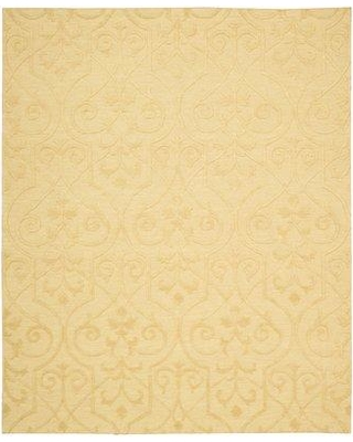 """Darby Home Co Cedarwood Hand-Woven Straw Area Rug DRBC9253 Rug Size: Rectangle 7'9"""" x 9'9"""""""