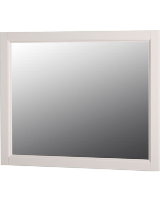 Home Decorators Collection Claxby 31 in. W x 26 in. H Wall Mirror in Cream (Ivory)