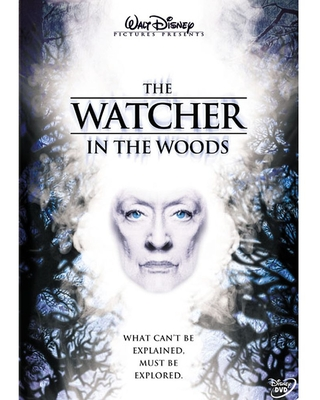 The Watcher in the Woods DVD Official shopDisney