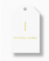The Holiday Aisle Birthday Wishes Gift Tags X112865427