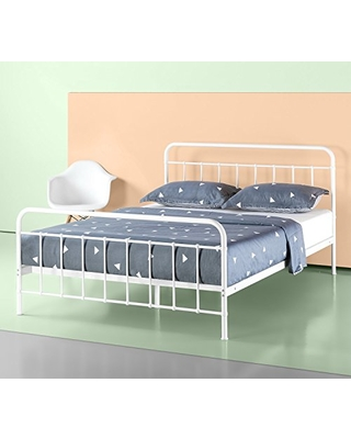 1d3b2f671d66 Here s a Great Price on Zinus Florence Metal Platform Bed Frame ...