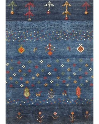 Discover Deals On Whitingham Contemporary Dark Gray Navy Blue Area Rug World Menagerie Rug Size Rectangle 2 X 5