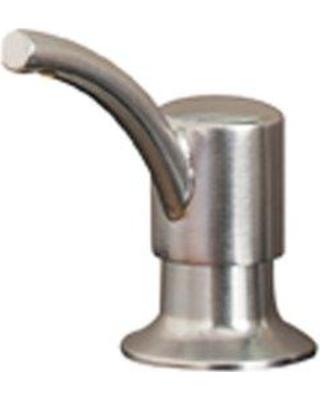 Pfister Contempra Soap Dispenser with Round Nozzle KSD-K1 Finish: Stainless Steel