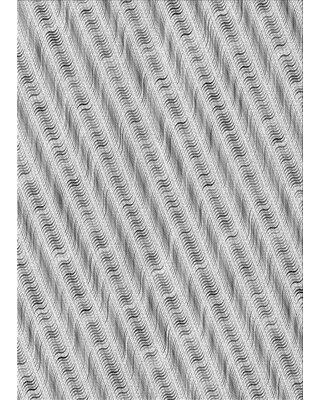 East Urban Home Willems Wool Gray Area Rug X113520501 Rug Size: Rectangle 2' x 3'