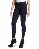 Jessica Simpson Mid Rise Kiss Me Skinny Jeans - Night Visions