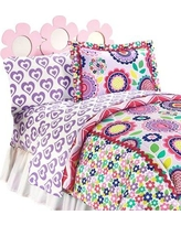 Disney Just For Kids Heart 4 Piece Sheet Set JF21554WFML
