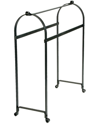 Enclume Handcrafted Quilt Rack Hammered Steel Hall Trees