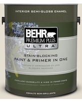Big Deal On Behr Ultra 5 Gal Ecc 47 2 Elk Horn Matte Interior Paint And Primer In One