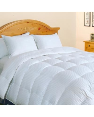 Royal Majesty 500 Thread Count Down Comforter, White