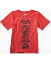 Tea Collection Skateboard Graphic Tee