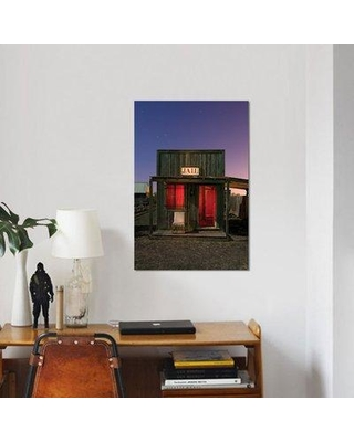 """East Urban Home 'Jail' Photographic Print on Canvas ESUI2322 Size: 40"""" H x 26"""" W x 1.5"""" D"""
