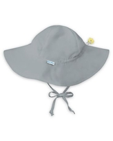 i play.® by green sprouts® Solid Size 2-4T Brim Sun Hat in Grey