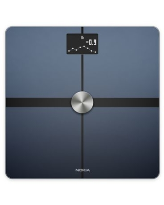 Withings Body+ Body Composition Wi-Fi Smart Scale with Smartphone App in Black