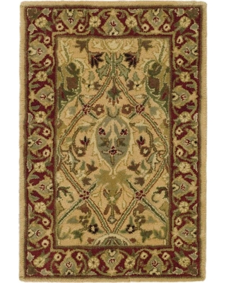 Safavieh Persian Legend Ivory/Rust 2 ft. x 3 ft. Area Rug