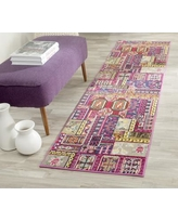 """Bungalow Rose Chana Pink Area Rug BNGL6653 Rug Size: Runner 2'2"""" x 12'"""