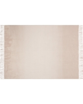 """Antler Solid Throw Blankets 50""""X70"""" - Mina Victory"""