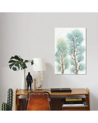 """East Urban Home 'Tranquil Tree Tops II' Painting Print on Wrapped Canvas ESRB9400 Size: 60"""" H x 40"""" W x 1.5"""" D"""