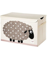 3 Sprouts Sheep Toy Chest UTCSHP