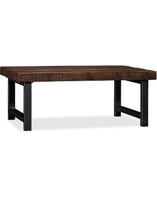 """Griffin Reclaimed Wood Rectangular Coffee Table, 48"""""""