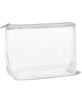 Sonia Kashuk Square Clutch Makeup Bag - Clear