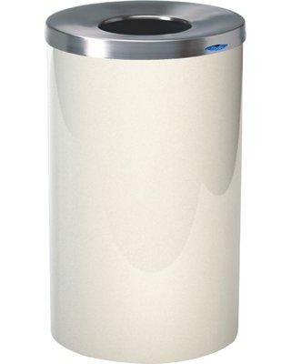 Frost Receptacle 32 Gallon Trash Can 310 Color: White