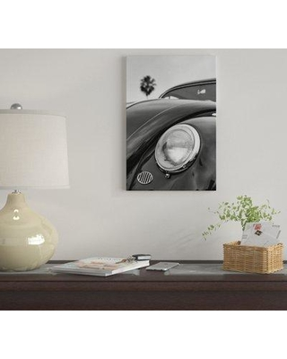 "East Urban Home 'California Beetle' by Jens Ochlich Graphic Art Print on Wrapped Canvas EUME4542 Size: 40"" x 26"" x 1.5"""