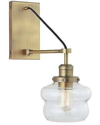 Metal Hanging Wall Sconce by Capital Lighting