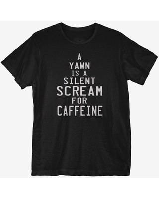 Silent Scream T-Shirt