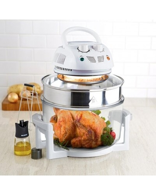 NutriChef Halogen Oven Air-Fryer / Infrared Convection Cooker NutriChef