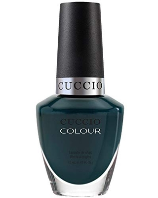 Cuccio Colour Nail Polish - Prince I've Been Gone - Nail Lacquer for Manicures & Pedicures, Full Coverage - Quick Drying, Long Lasting, High Shine - Cruelty, Gluten, Formaldehyde & 10 Free - 0.43 oz