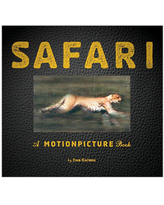 Safari A Photicular Book - Books for Ages 2 to 7 - Fat Brain Toys