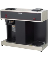 Bunn Pour-O-Matic Three-Burner Pour-Over Coffee Brewer 04275.0031