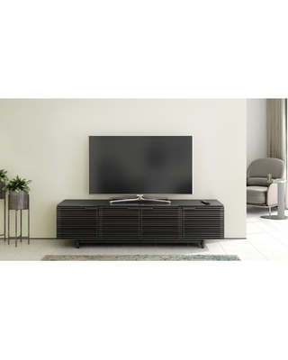 "BDI TV Stand for TVs up to 88"" Color: Charcoal Stained Ash"