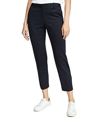 Theory Women's Tailored Trousers, Multi, 8